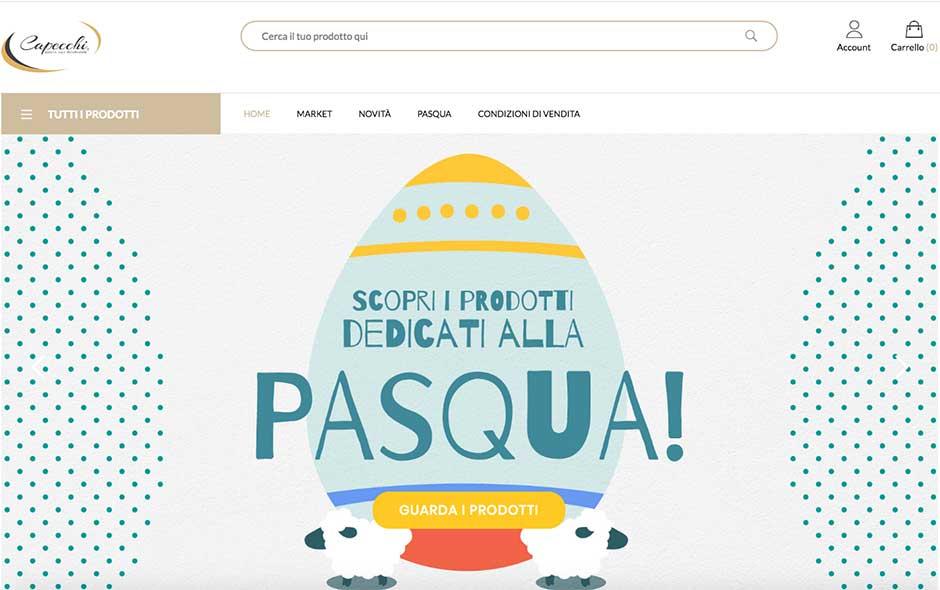 Home Page e-cibo.com
