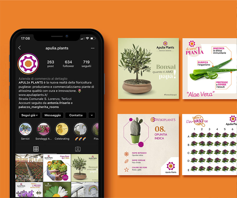 Apulia Plants artsmedia